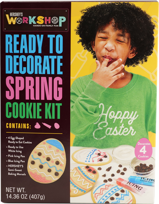 Image of Hershey's Spring Cookie Decorating Kit Packaging