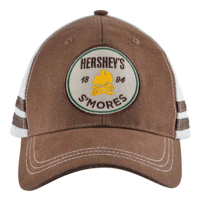 Image of HERSHEY'S S'MORES Camp Hat [1 hat] Packaging