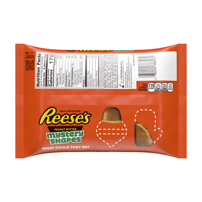 Image of REESE'S Mystery Shapes, 10.8 oz. Packaging