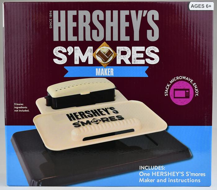Image of HERSHEY'S S'mores Maker Indoor Packaging