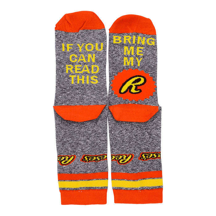 "Image of ""Seize the REESE'S"" Socks [Medium] Packaging"