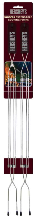 Image of HERSHEY'S S'MORES Roasting Forks Packaging