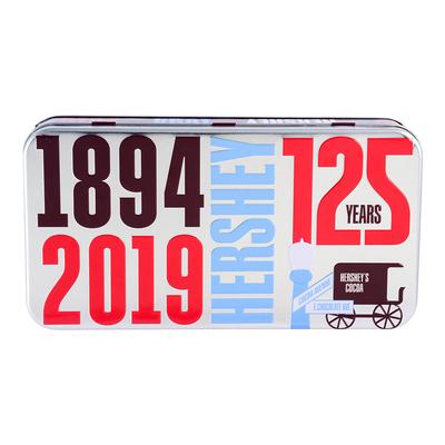 125th Anniversary HERSHEY'S Tin [1 tin]