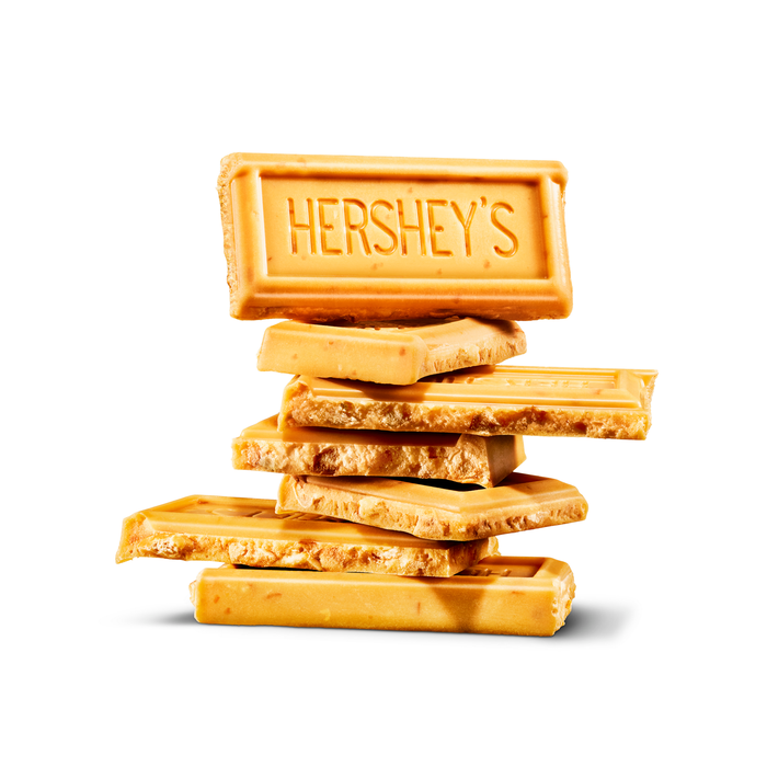 Image of HERSHEY'S GOLD Miniatures [10 oz. bag] Packaging