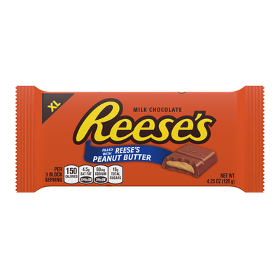 REESE'S Peanut Butter Extra Large (4.25 oz.) Bar