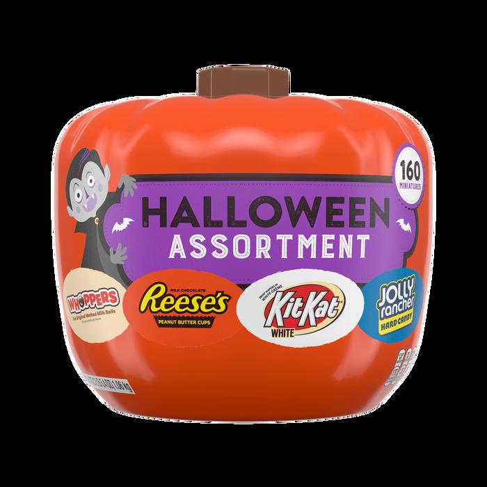 Image of HERSHEY'S Super Party Pumpkin, 37.4 oz. Packaging