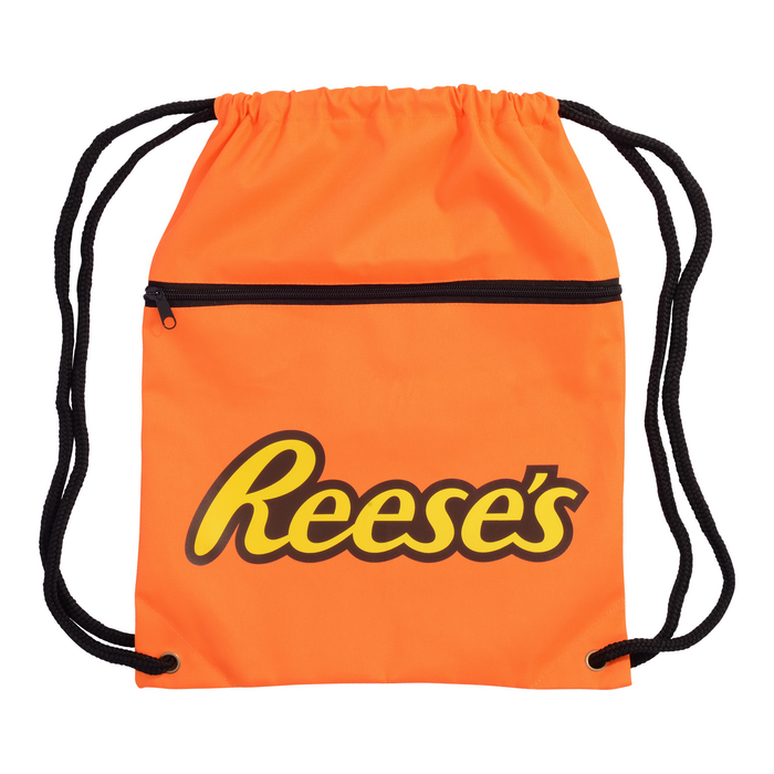 Image of REESE'S Drawstring Backpack Packaging