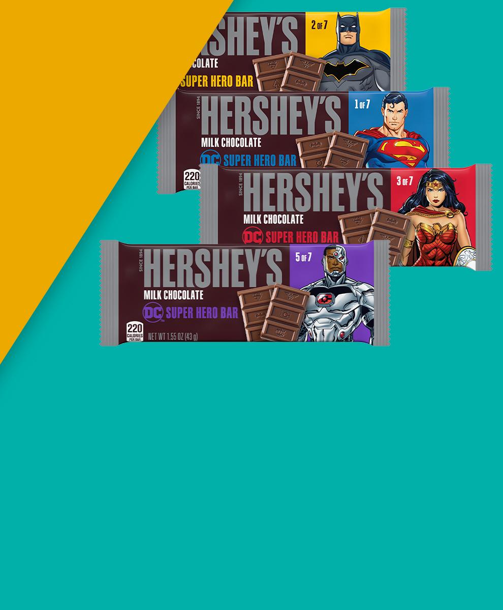 Hersheys Hero Bars