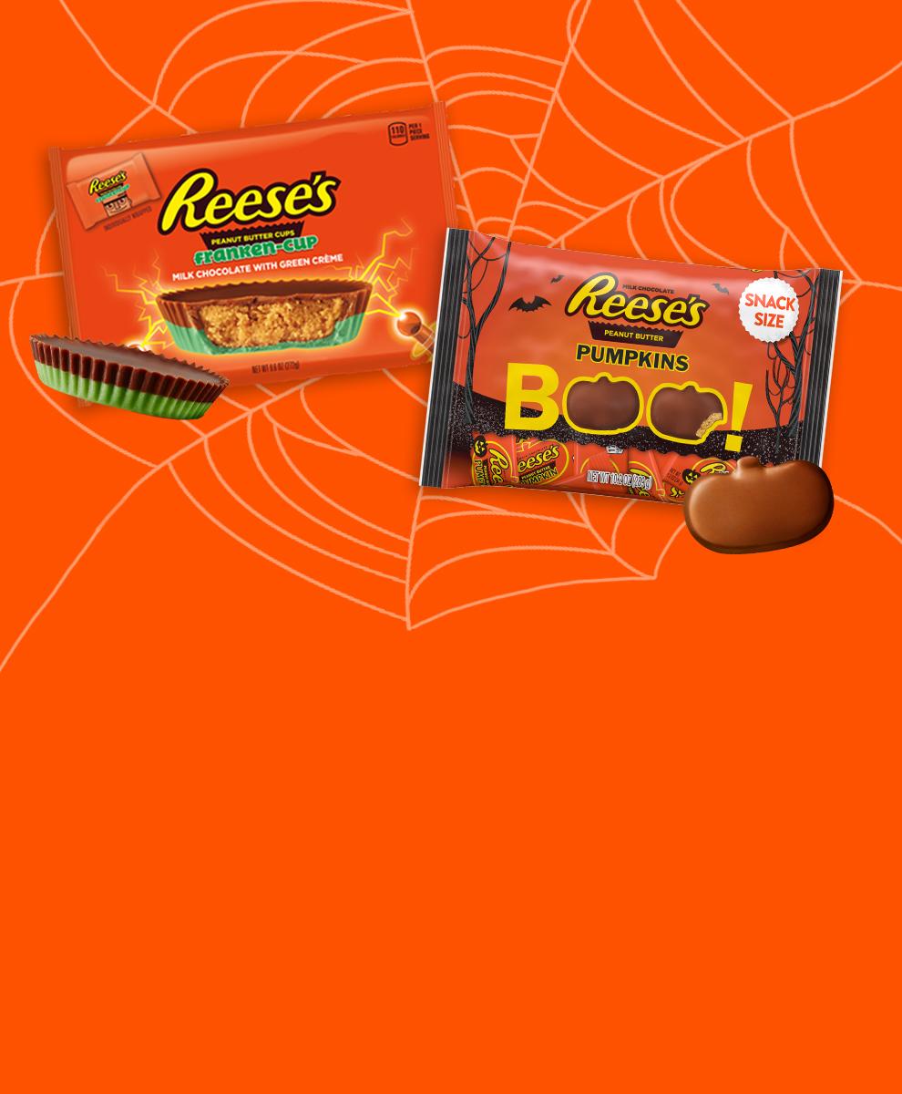 Reeses Halloween