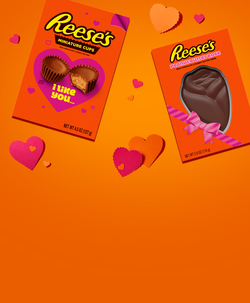 Reeses Hearts