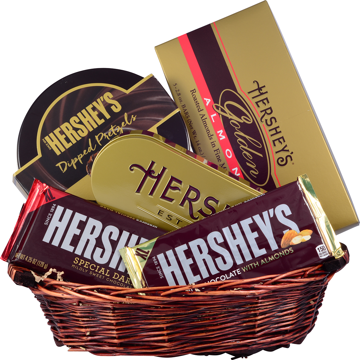 HERSHEY'S Holiday Gift Basket