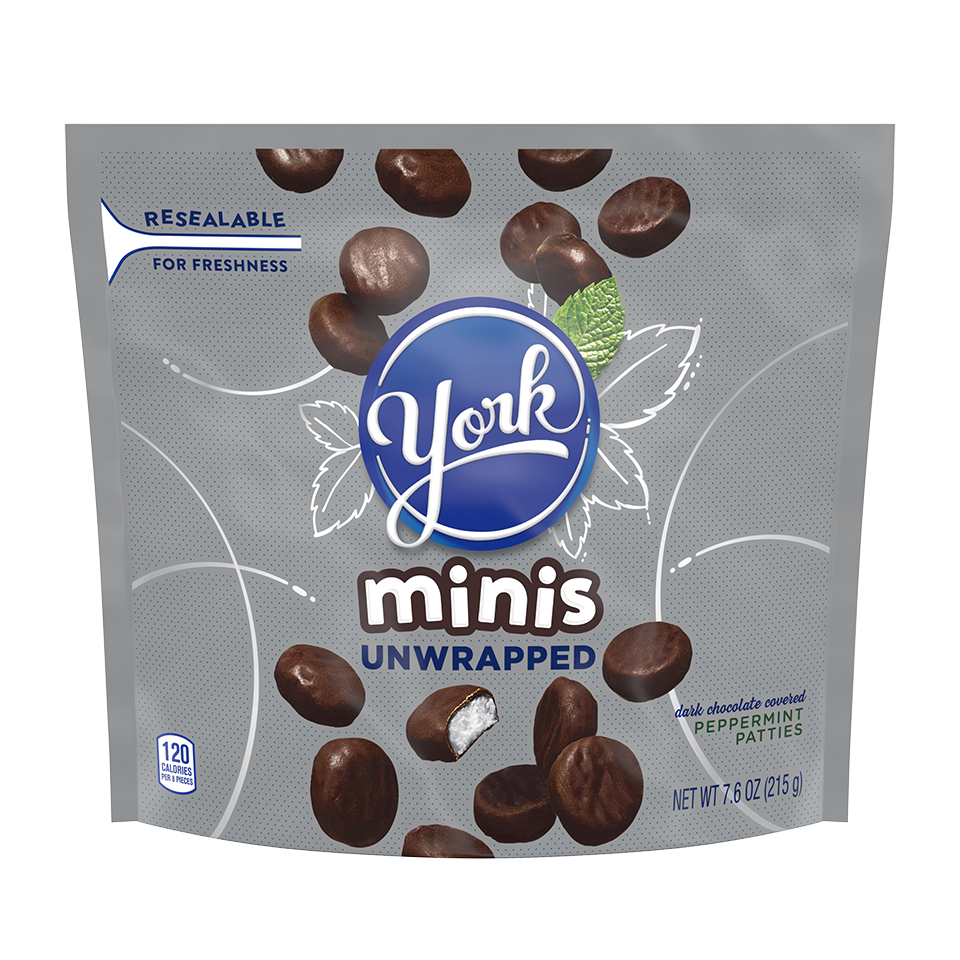 YORK Peppermint Patties Minis