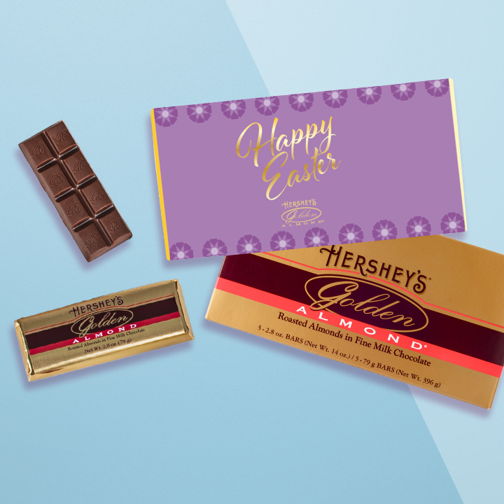 Hersheys Golden Almonds