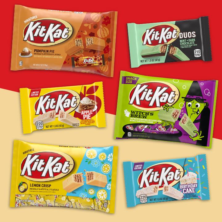 Hersheys Kit Kat