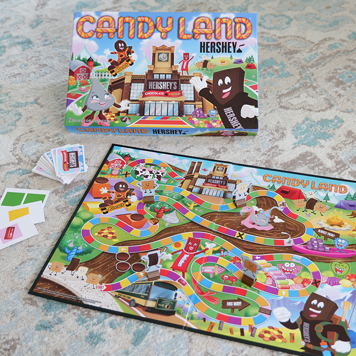 Details about  /New Sealed Candy Land Board Game