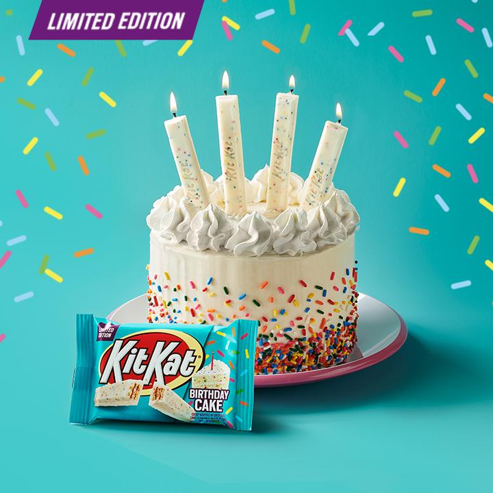 Kit Kat Birthday