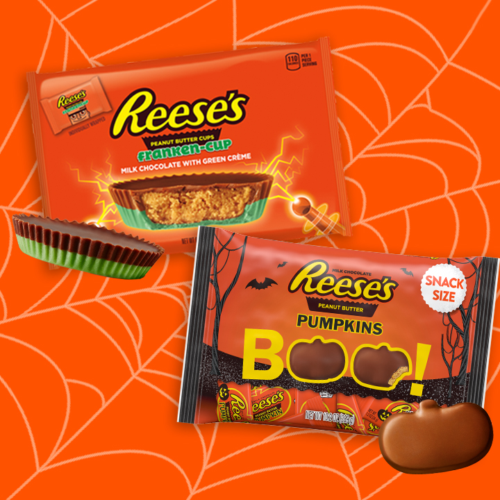 Halloween Reeses
