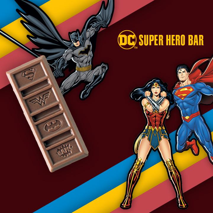 Hersheys x DC
