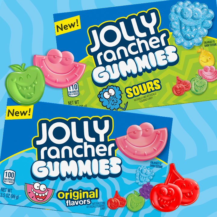Jolly Rancher Gummies